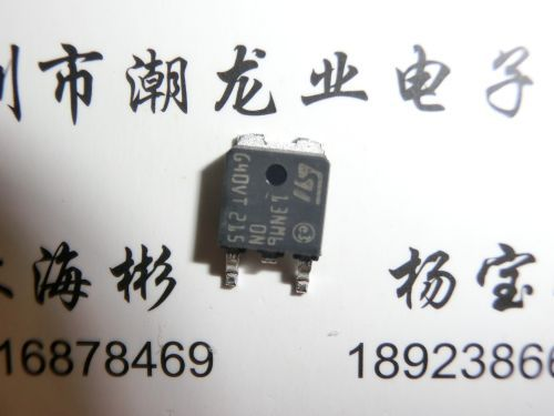 5Pcs STD13NM60N 13NM60N TO252