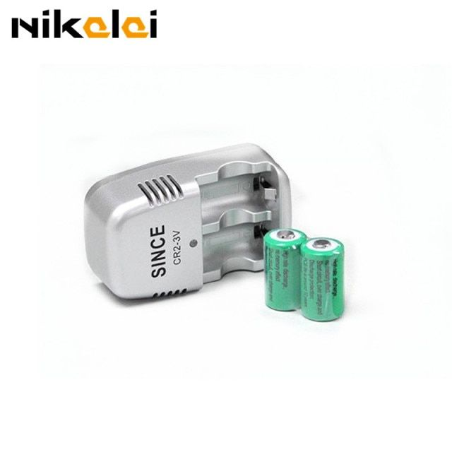 NI KA LAI new golf laser rangefinder mini wifi camera charger telescope CR2 rechargeable batteries 3V quick charge sets
