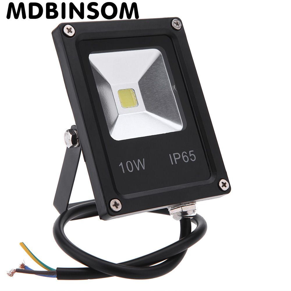 Ultrathin LED Flood Light 10W 20W 30W 50W Waterproof Reflector Floodlights LED Outdoor Landscape Lighting Spotlight Wall Lamp