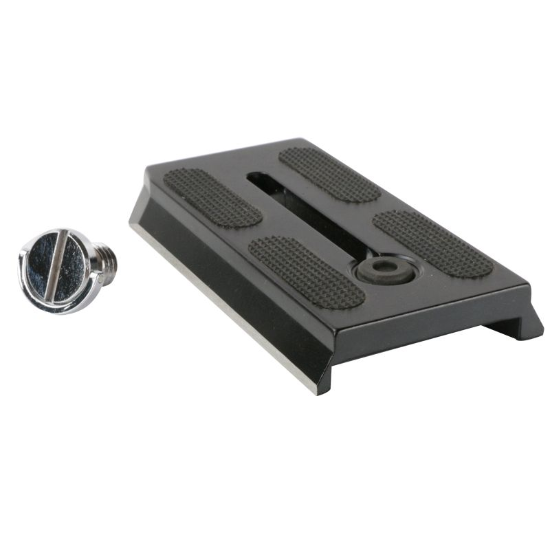 "BEXIN 501PL Quick Release Plate with 1/4"" & 3/8"" screws For manfrotto Standard  For Camera Tripod Ball Head"