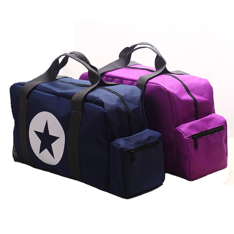 Large Capacity Men Travel Bags 2018 New Portable Women Luggage Travel Bags Big Star Duffle Bag Maletas de viaje PT1202