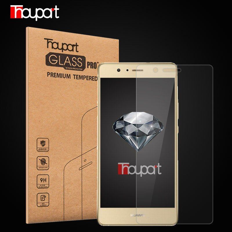 Thouport Tempered Glass For Huawei P8 P7 P9 Lite P6 Huawei Mate 8 Mate 7 Mate 9 Lite 2017 Screen Glass Protector Film