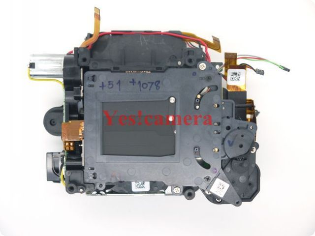 For Nikon D7100 Original  Mirror  Box ,Main Body  with Aperture,Shutter,Motor ;Camera Repair Parts