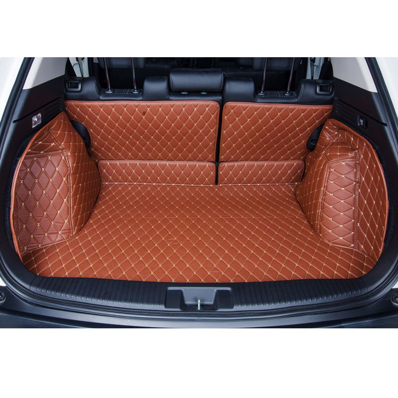 Custom fit car trunk mat for Mercedes Benz for mazda cx5 car styling tray carpet cargo liner