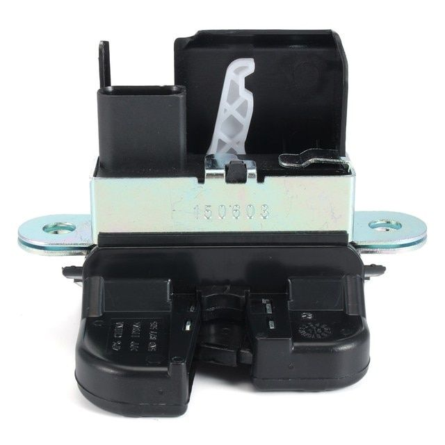 4 PINS Car Trunk Lock Block Rear Lid Lock  For VW /Golf 6 /GTI /Golf R /PASSAT /New POLO /TIGUAN 6RD827505 5ND827505/5KD827505