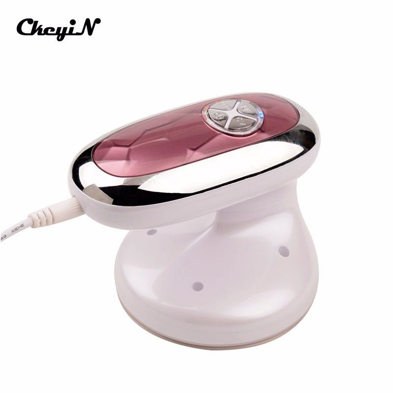 Portable Professional Ultrasonic Body Slimming Massage Machine Cavitation Photon Radio Frequency RF therapy for Body Weight Lose