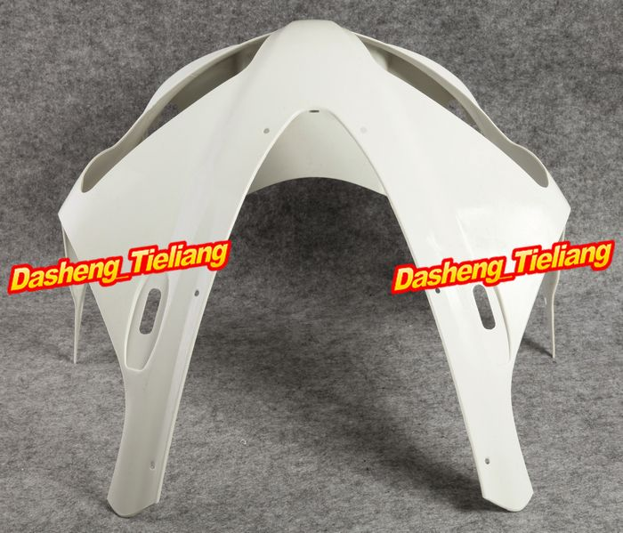 1998 1999 YZF R1 Upper Cover Front Fairing Cowl Nose for Yamaha GZYF Unpainted ABS Plastic Spare Parts Accessories