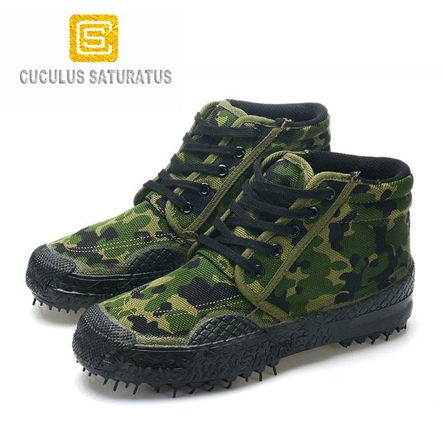 Cuculus 2017 New Arrive Men Fashion High Top Military Desert Boots Male outdoor hiking boots Ankle Botas Men's Casual Shoes 99-2