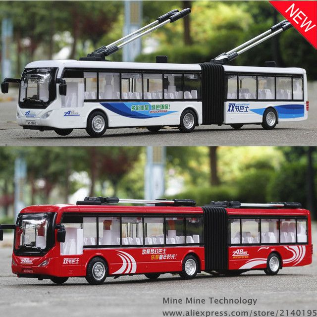 ZXZ 1:48 free shipping Beijing bus Alloy Diecast Car Model Pull Back Toy Car model Electronic Car Kids Toys Gift