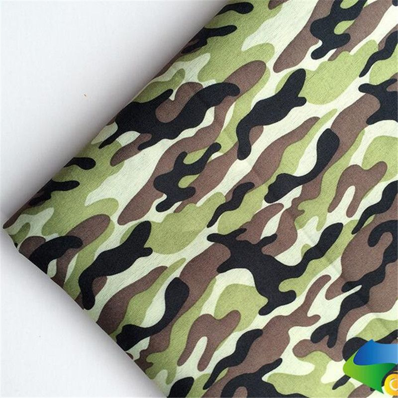Width 150cm*100cm/pc Camouflage Cloth Chevron Printed Fabric For Home Textile Army Backpack Soldier Decoration Pure Polyester