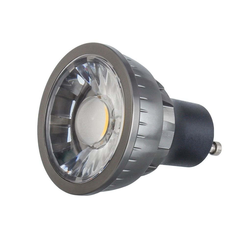 50pcs Dimmable E27 E14 GU10 MR16 LED COB Spotlight 5w 7w 9w Spot Light Bulb high power lamp AC /DC 12V or 85-265V