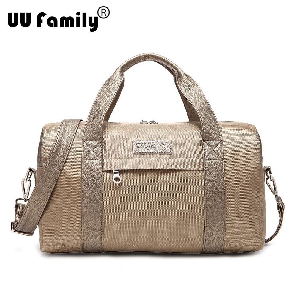 UU Family Waterproof travel Bag for Men Oxford Duffel bag travelling bags luggage bag Autumn travel tote Bolsa de Viaje