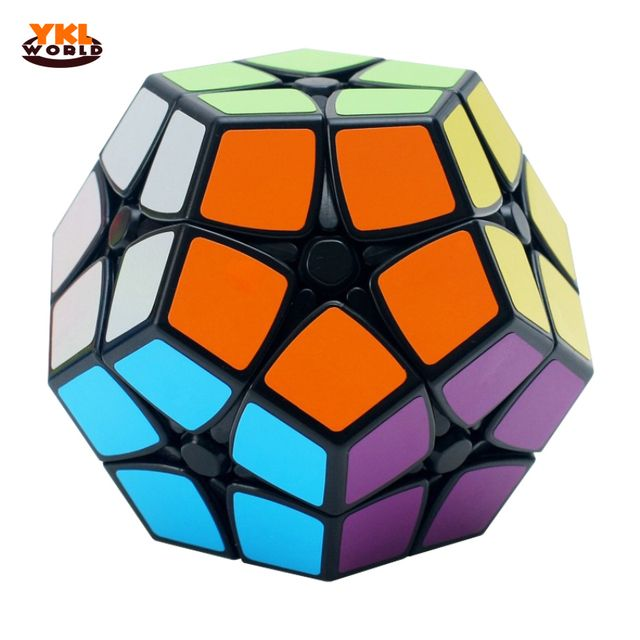 YKLWorld 2x2 Dodecahedron Magic Cube Master-Kilominx Cubo Magico Puzzle Educational Toy for Children Kids Gift (S0