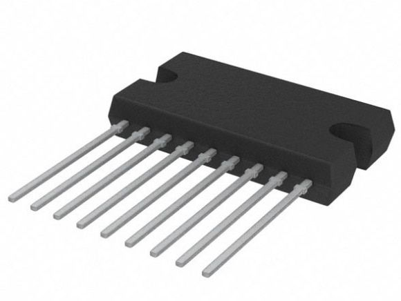 TDA8351 field output integrated circuit SIP-9