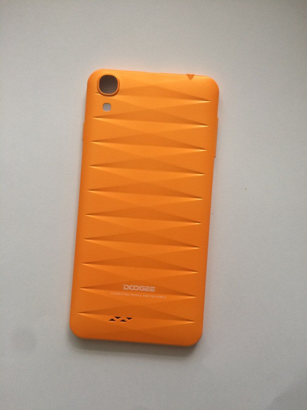"Used Battery Cover Back Shell For Doogee Valencia DG800 MTK6582 Quad core 4.5"" 960 x 540 Free shiping"