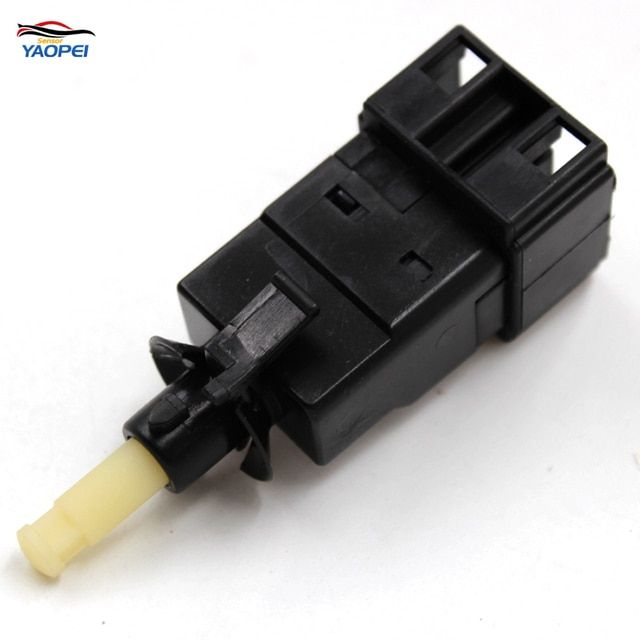 YAOPEI Black Plastic Car Auto Brake Light Lamp Stop Switch 0015456409 Fit For Mercedes-Benz