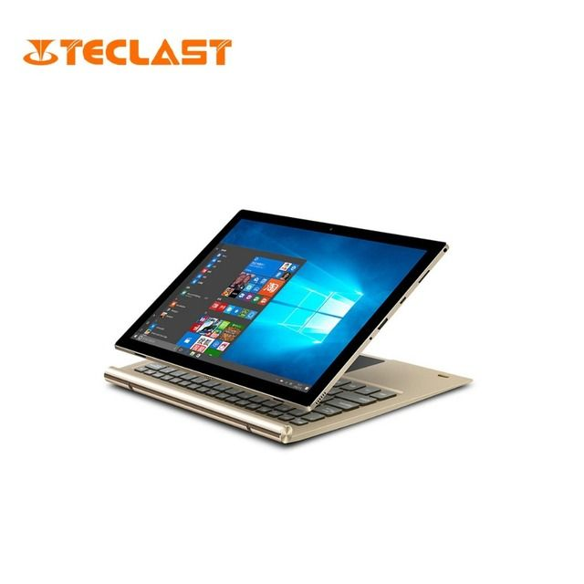 "Teclast Tbook 10s 2 in 1 Tablet PC Windows 10+Android 5.1 Intel Cherry Trail Z8350 Quad Core  4GB+64GB 10.1"" 1920*1200 Tablets"