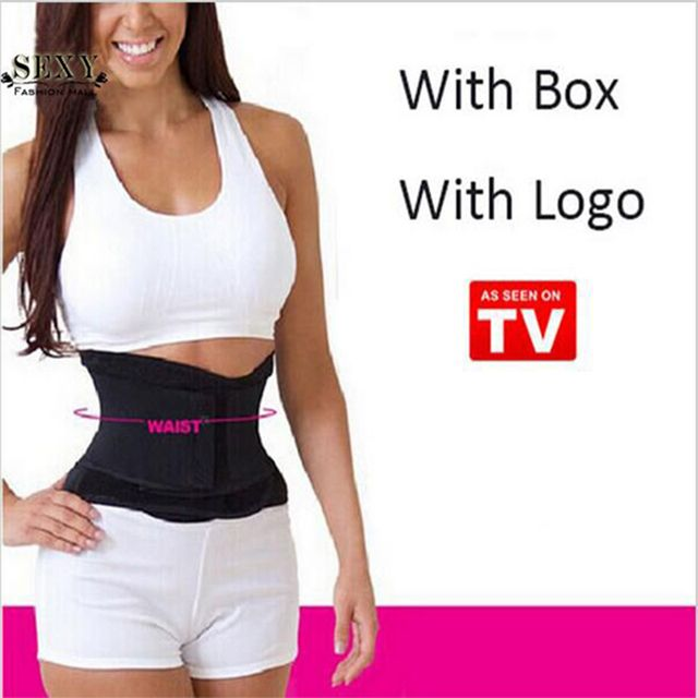 2016 Sexy Women Underwear Waist Corsets Hot Shaper Slimming Body Waist Trainer belt Corrective Modeling Strap Plus size