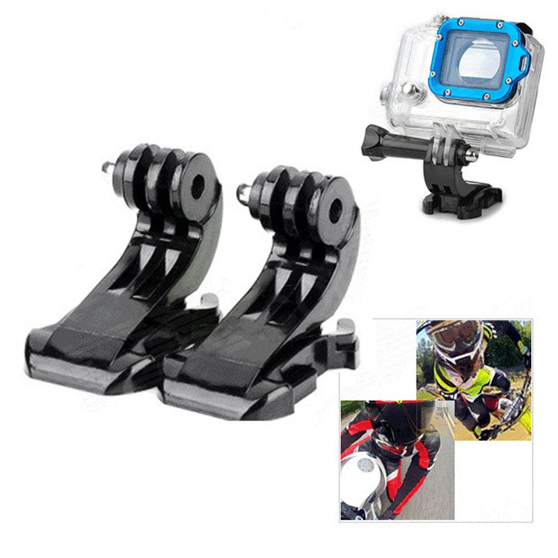 For Go Pro Camera Accessories Quick Mount J Hook Mount Vertical Buckle Shoe Clip Chest Mount For Gopro Hero 4 2 3 3+ SJ4000