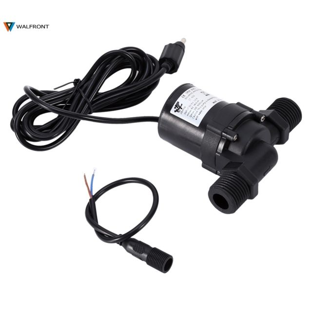 New Arrival Solar DC 12V Mini Water Circulation Pump Brushless Motor Water Pump 600L/H Wholesale
