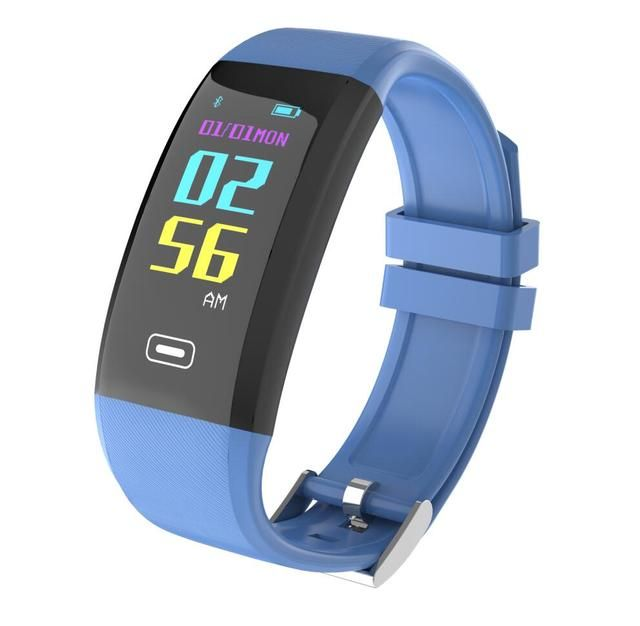 New Pedometer and Blood pressure monitor Smart Health Z4 Smart bracelet heart rate Monitor Intelligent Wristband PK MI band 2