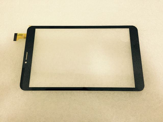 Free shipping 8 inch touch screen,100% New for Irbis TZ80 touch panel .Tablet PC touch panel digitizer