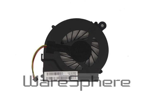 New CPU Cooling Fan for HP Pavilion G4 G4-1000 G5 055417R1S 646578-001 KPT49R12TP403C1D341