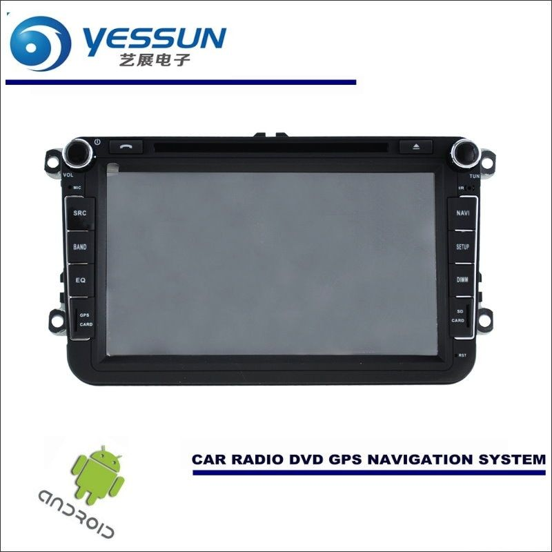 Car Android Navigation Radio CD DVD Player GPS Navi Multimedia - For VW Transporter / Caravelle / Multivan / Doubleback