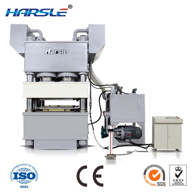 Y32-2000T Steel Hydraulic Press Door Embossing Machine