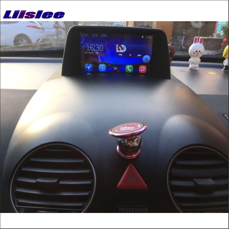 Liislee Car Android Navi Navigation System For Volkswagen VW Beetle 2003~2010 Radio Stereo Audio Video Multimedia No DVD Player