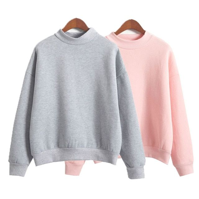 Sweatshirt Women Sweatshirts Autumn Hoodies For Women Long Sleeve Velvet Hoodie Women's Tracksuit Pink White Sudaderas Mujer