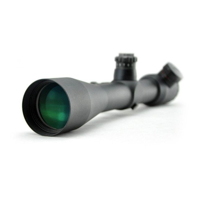 Visionking 6X42 Super Shockproof Rifle Scope With Good Optical System Nitrogen Filled Scope For Air Rifle With 21mm Mount Rings