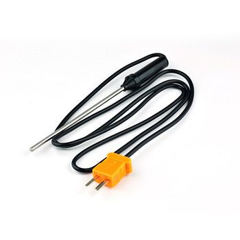 Free shipping 1PCS TP-02 K-Type Thermometer Temperature Sensor Thermocouple Probe -40~750 for 6801B/902C/82040