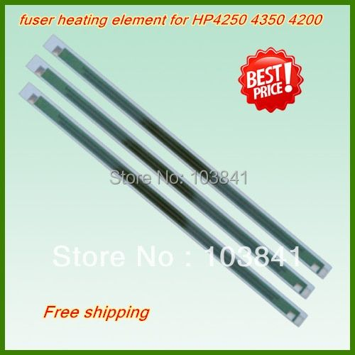 Free shipping cartridge heater super quality RM1-1082-HE 110V Fuser Heating element for HP4250 4350 ceramic heating element
