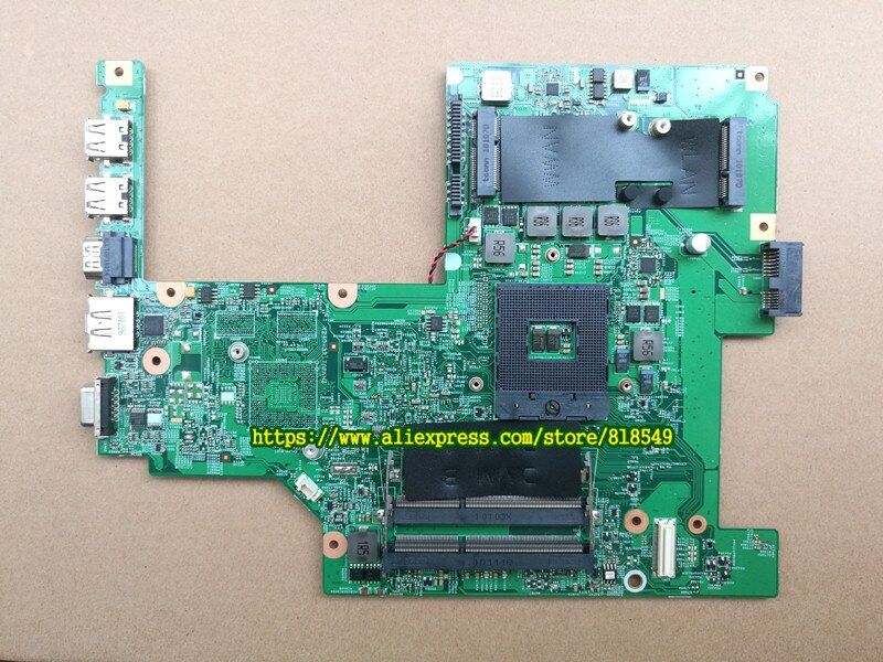 High quanlity Laptop Motherboard Fit For Dell Vostro 3500 CN-0PN6M9 0PN6M9 PN6M9 Mother board