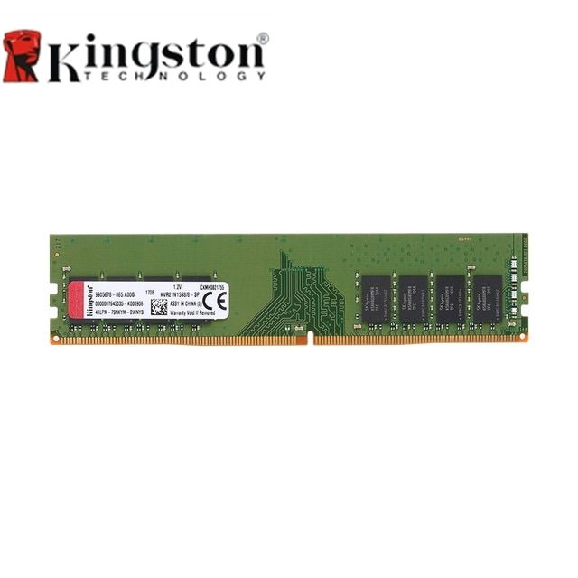 Kingston Original Memory RAM DDR4 16GB 8GB 4GB 2133MHz 1.2V 288-Pin Intel Memory Ram For Desktop Loptop Memory Stick PC Ram