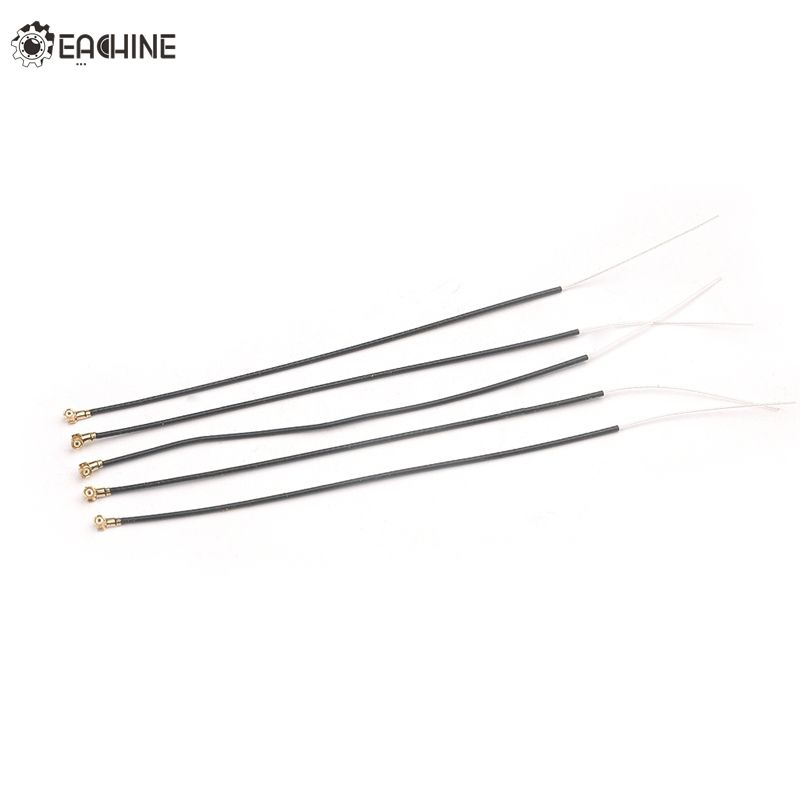 High Quality 5PCS Eachine 2.4G Receiver Original Antenna For Minicube Compatible Frsky Flysky for DSM2 Receiver RC Multiopter