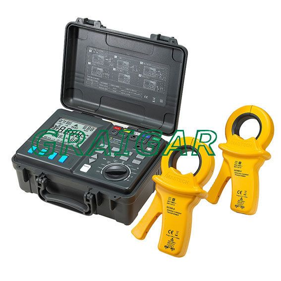 Advanced MS2308,MS2307,MS2306  Earthing Ground Earth Resistance Tester