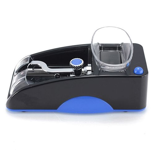 Mini Easy Electric Automatic Cigarette Injector Fashion Rolling Machine Roller