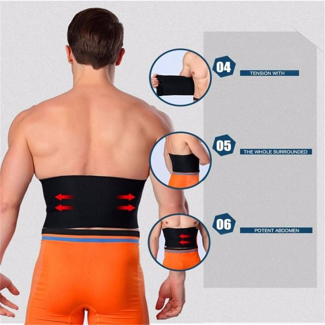 2017 Best  Seller Burn Fat Exercise Slimming Belt Weight Loss Waist Trimmer Adjustable Belly
