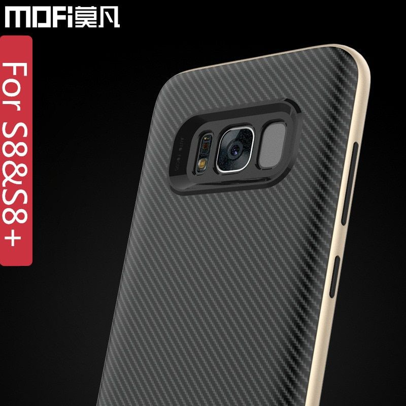 for Samsung S8 case cover Samsung galaxy S8 plus case hard silicon back case galaxy s8 + cover protective accessories capas