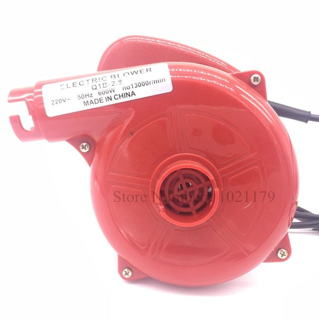 High-quality Electric Hand Operated Blower Household Vacuum cleaner Computer Blowing dust Be used for clean