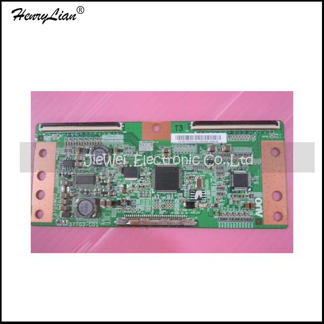 HENRYLIAN free shipping  original   for    LA37A350C1 logic board  T370XW02 VC 37T03-C01