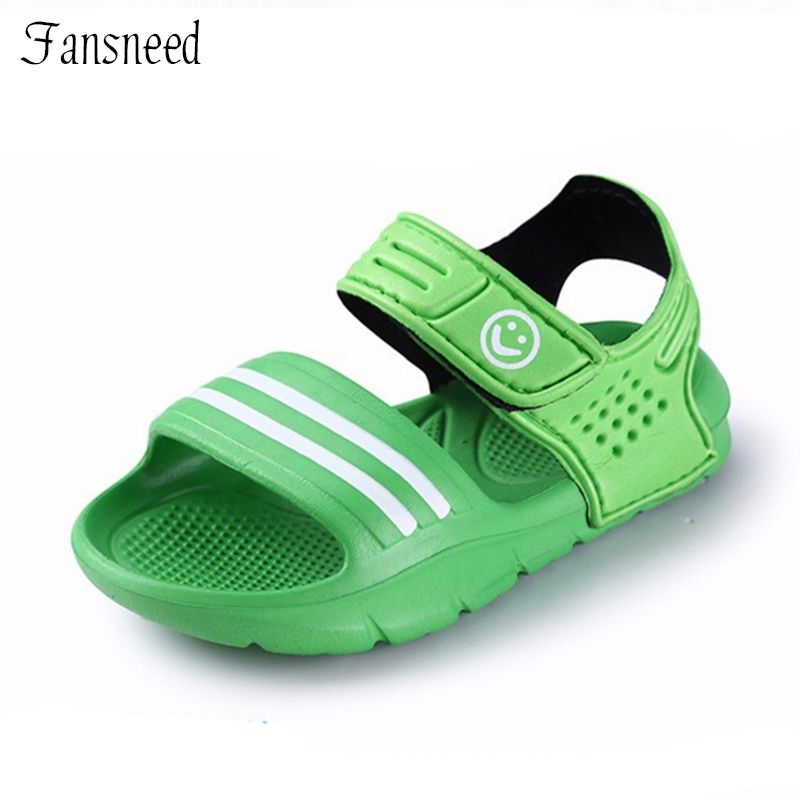 summer children 2019 sandals slip-resistant wear-resistant small boy casual sandals girls boys shoes child summer sandals