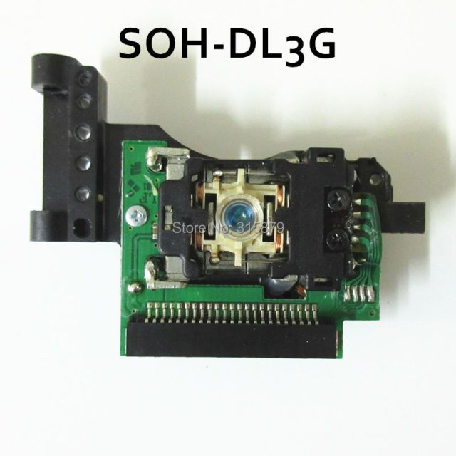 Original SOH-DL3 DL3G for SAMSUNG DVD Laser Pickup SOHDL3 SOH-DL3G 23Pin