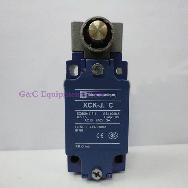 1PCS New Original XCK-J.C ZCK-E63C Osiswitch Limit Switch With ZCKE63C Head