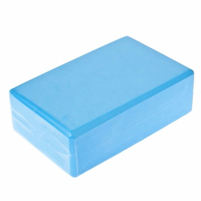 Hot! High Density Yoga Block Brick Foaming Foam Home Exercise Practice Fitness Sport Tool New Gym Exercises Health Training Foam