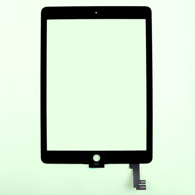 Brand New Original 100% tested  Touch Screen Digitizer Glass Lens Replacement For iPad air 2 iPad 6 free shipping