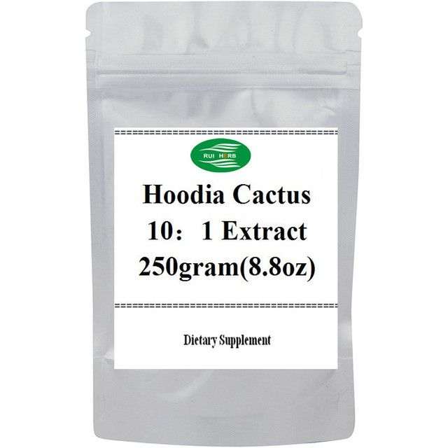 250gram Hoodia Cactus Extract Powder free shipping