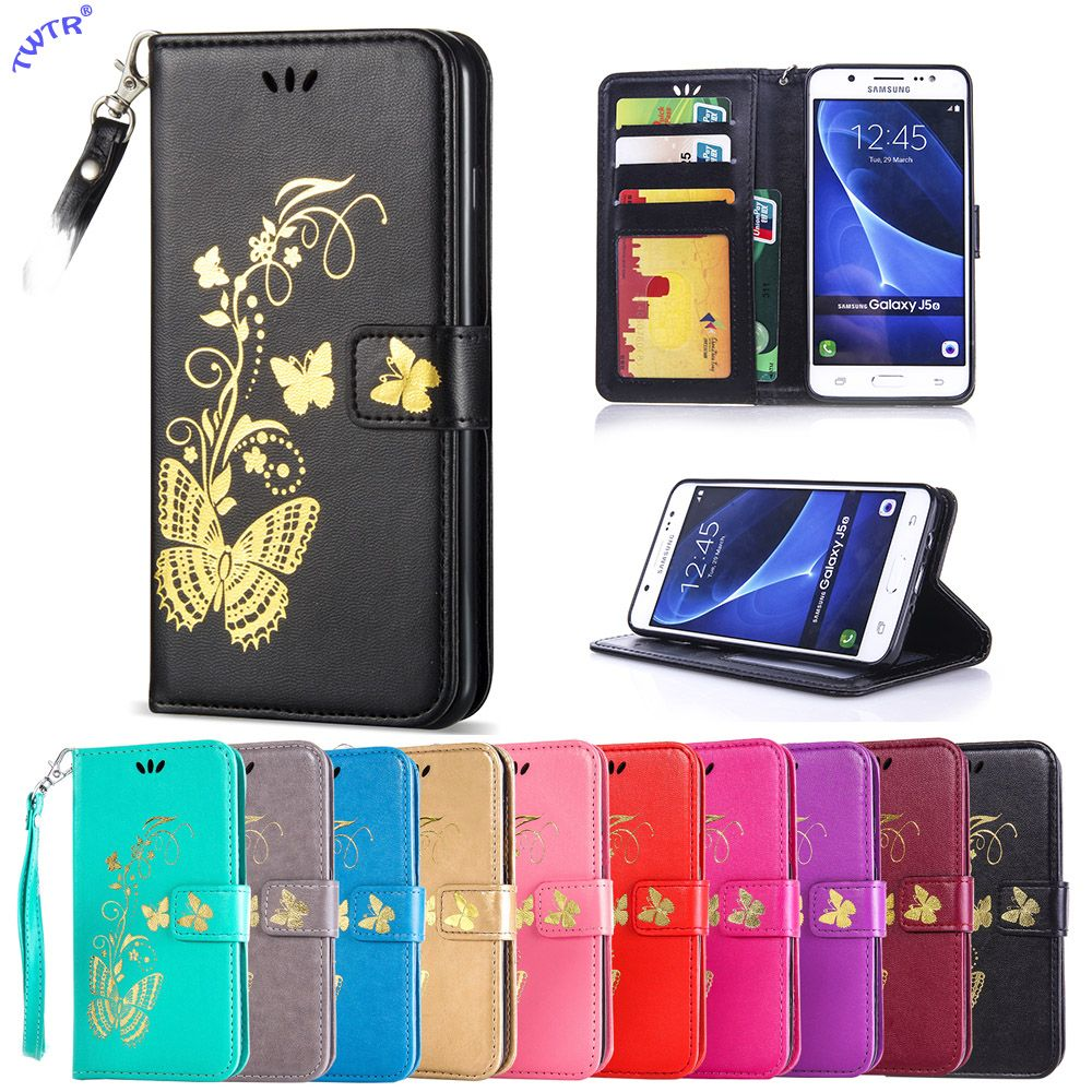 Flip Case for Samsung Galaxy J5 2016 J 5 510 J510 J510FN J510h J510MN DS Case Phone Leather Cover for Samsung J56 SM-J510FN DS